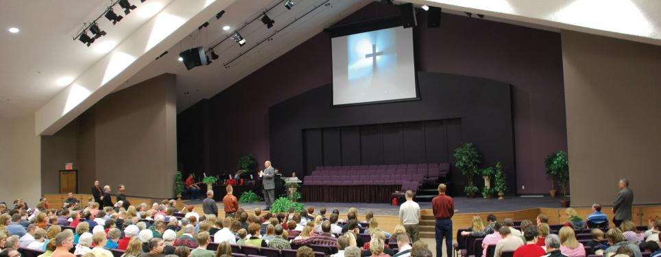 Christ Community Church-  Beatrice, NE