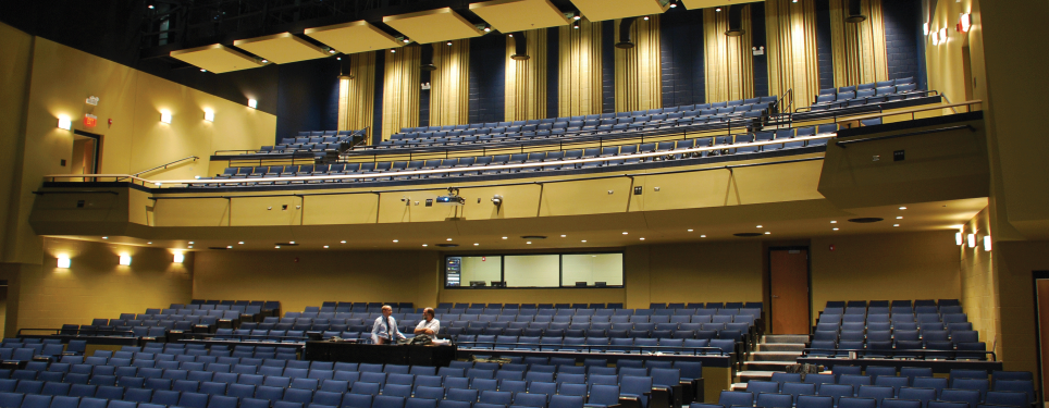 Lemont High School Audtiorium- Lemont, IL