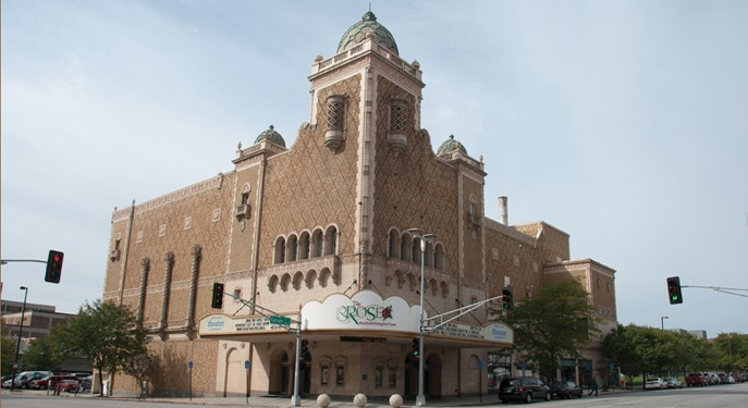 The Rose Theater- Omaha, NE