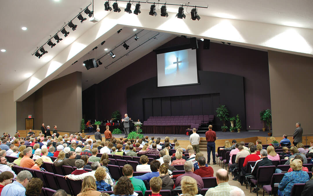 Christ Community Church Case Study
